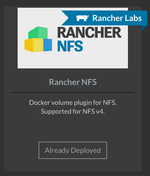Rancher and Rancher Nfs Simple How To